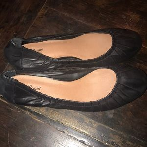 Brand New Lucky Brand Black Wedge 11